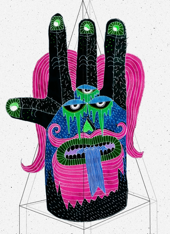 illustration, drawing - nickerfe | ello