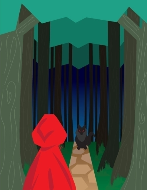 Red Riding Hood - littleredridinghood - schlissel | ello