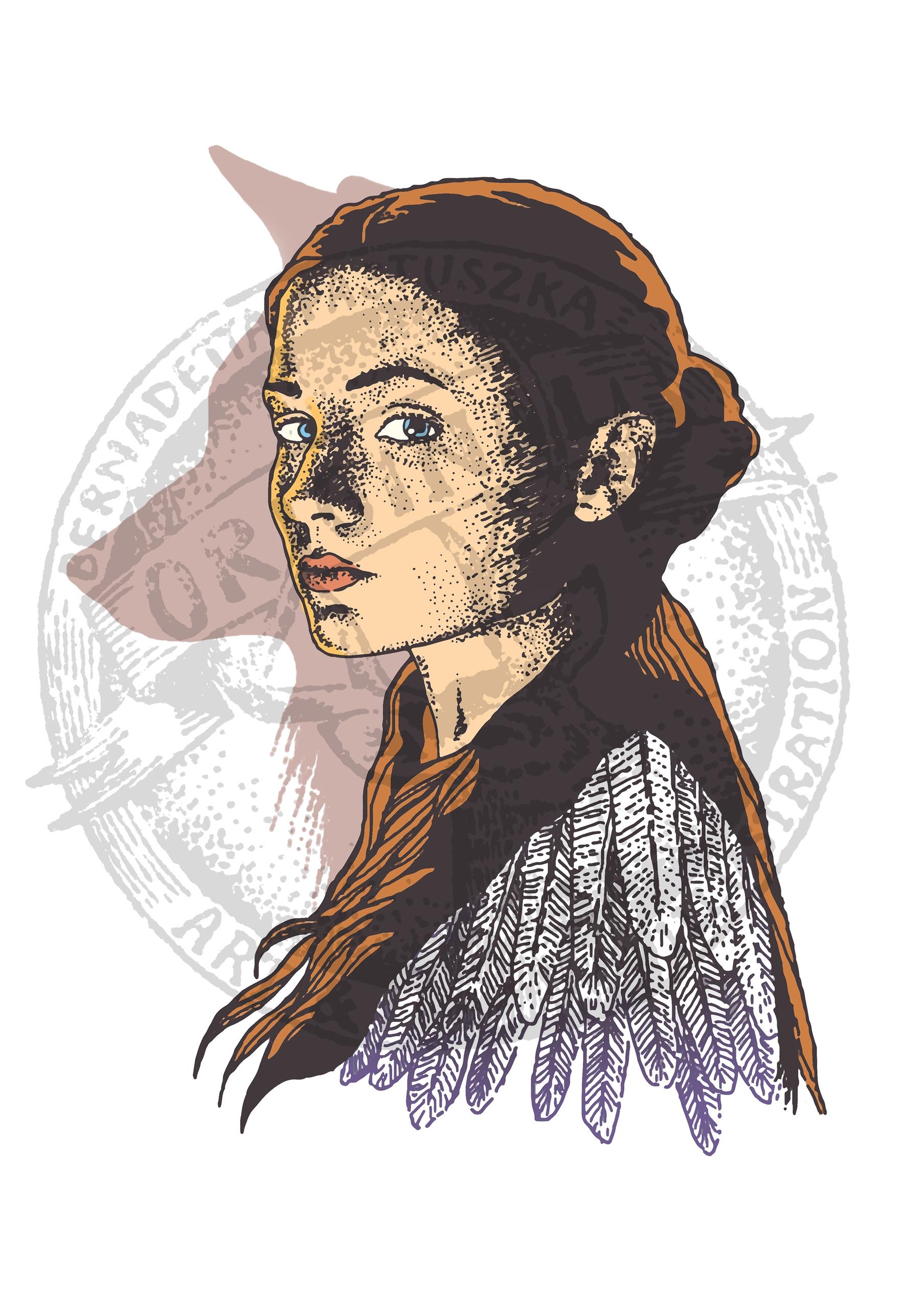 Sansa Stark Alayne Stone fanart - betka_past | ello