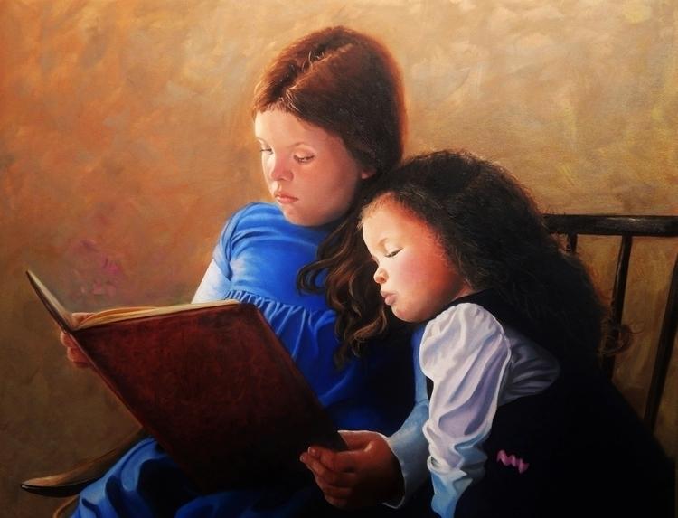 illustration, painting, drawing - samuelshelton86 | ello