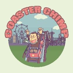 Coaster Chimp - characterdesign - riestagema | ello