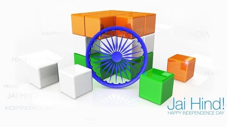 Indian Flag - illustration, photography - aman_d_singh | ello