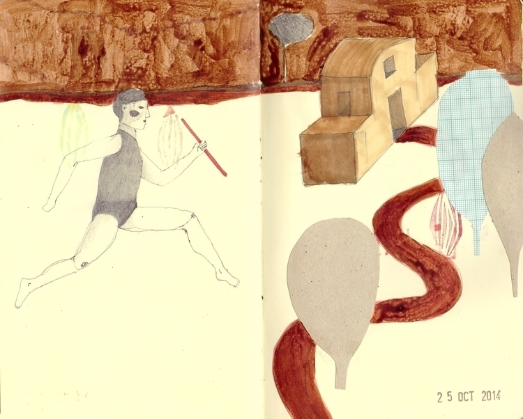 drawing - carolitabernal   ello
