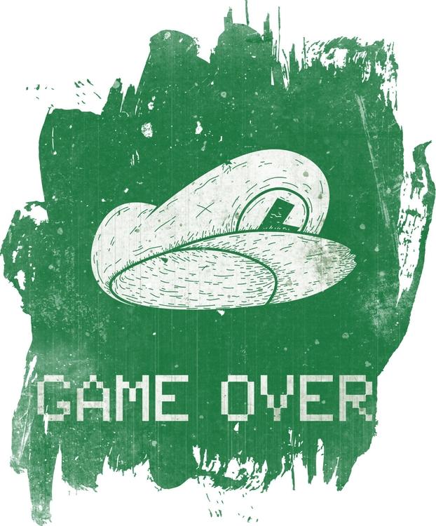Luigi - gameover, gameart, luigi - keganrivers | ello