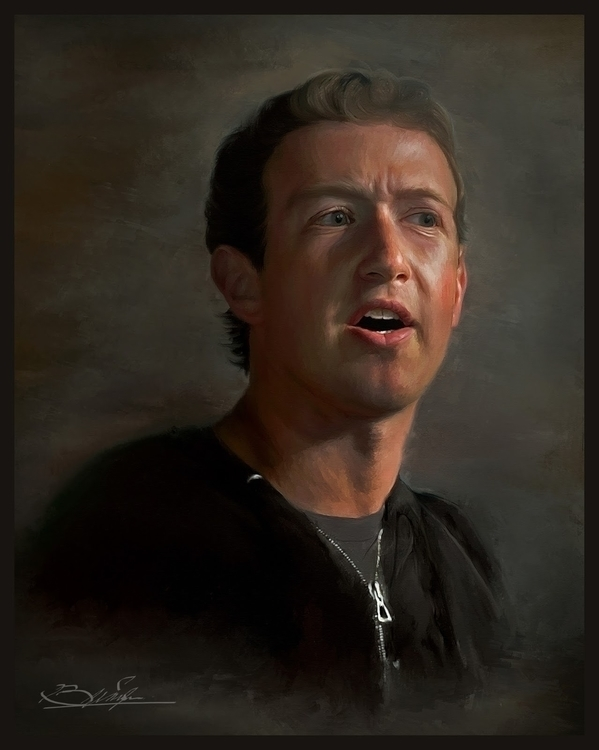 Mark zuckerberg - illustration, animation - s2prambudi | ello