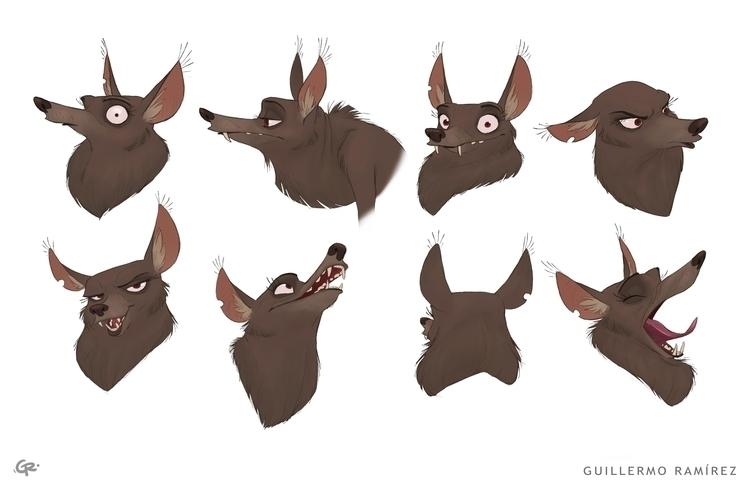 Werewolf Expressions - werewolf - gramirez-5022 | ello