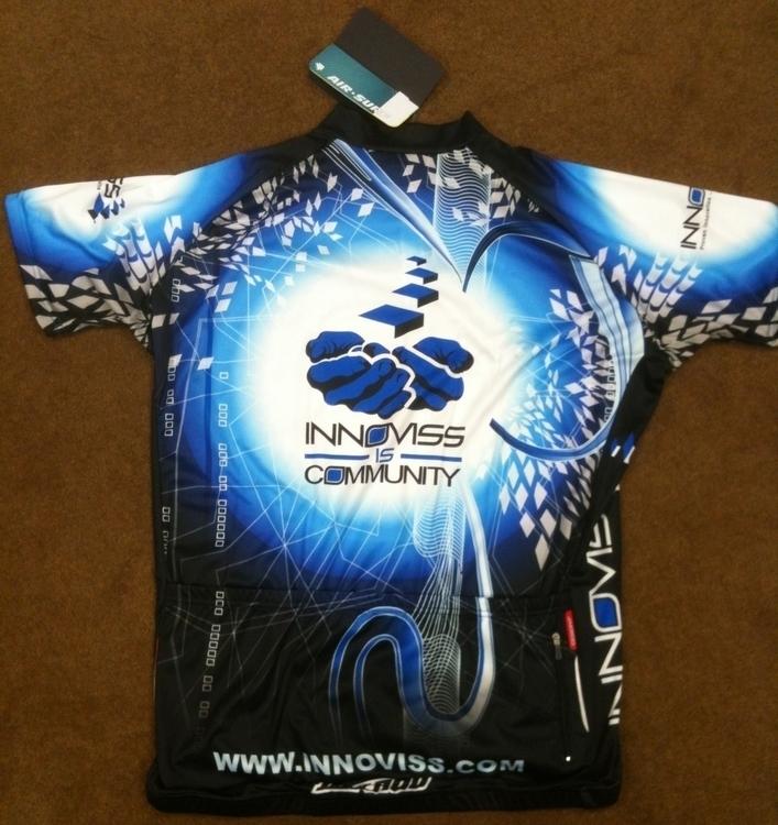 Innoviss Cycling Team - Jersey  - tobinpilotte | ello