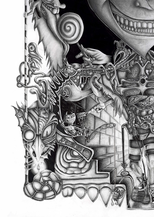 Detail - rob_e_don | ello