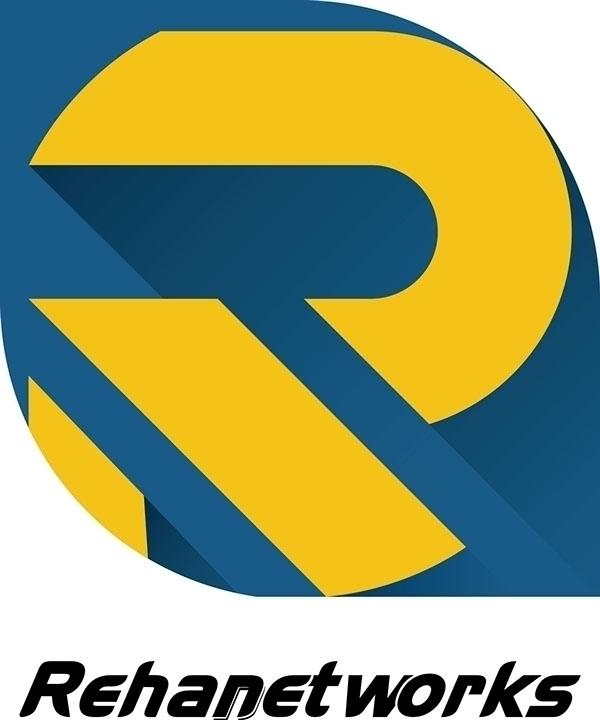 logo REHAN networks - logodesign - ibrahimbitam | ello