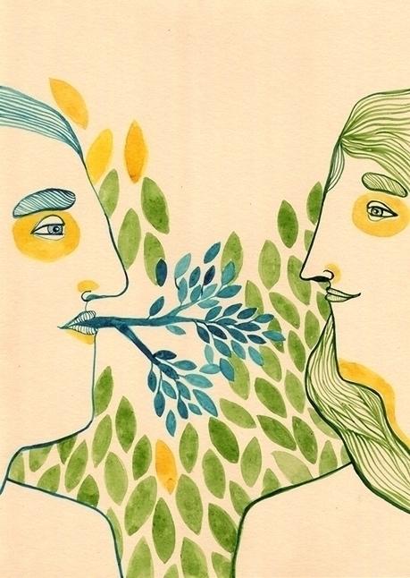 Family tree - illustration - msarte | ello