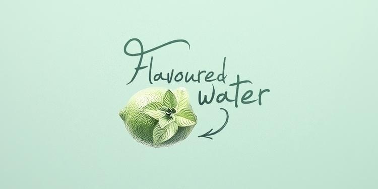 Flavoured Water / Close - illustration#digitalart#design#characterdesign#photoshop#painting#davisvrworks#drawing#conceptart - kevinroodhorst | ello