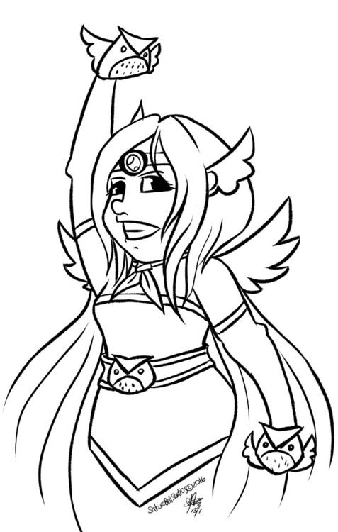 Owlea - ordinary girl named Lea - sakurabell | ello