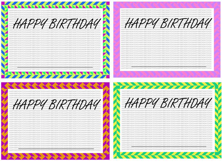September theme birthday cards - syairahkimmy | ello