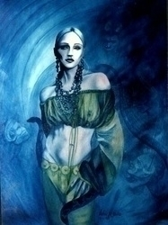personal demons - fantasy, horror - maryann-6495 | ello