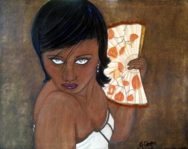 mess - painting - kiwi-1078   ello