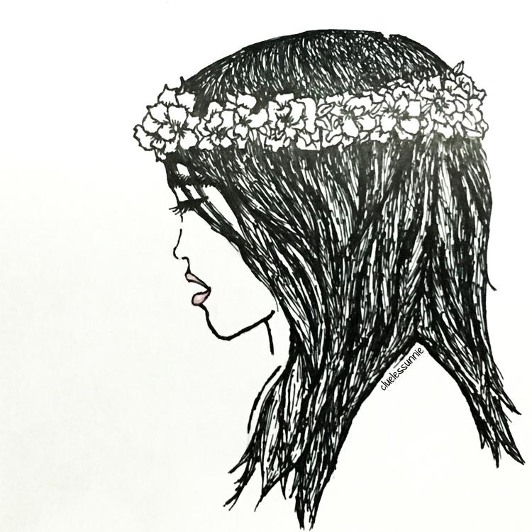 untitled - illustration, penink - hanvone | ello