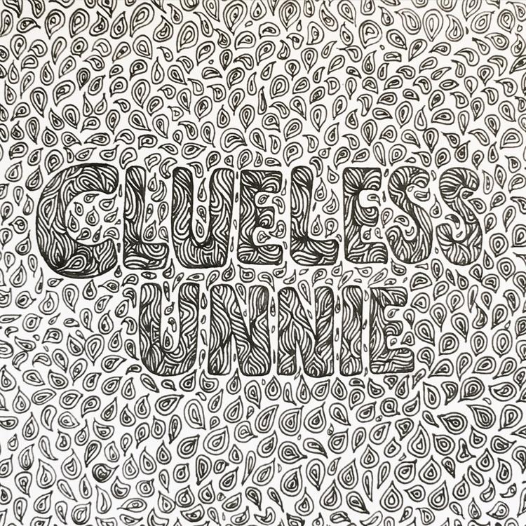 Clueless Unnie - illustration, pattern - hanvone   ello