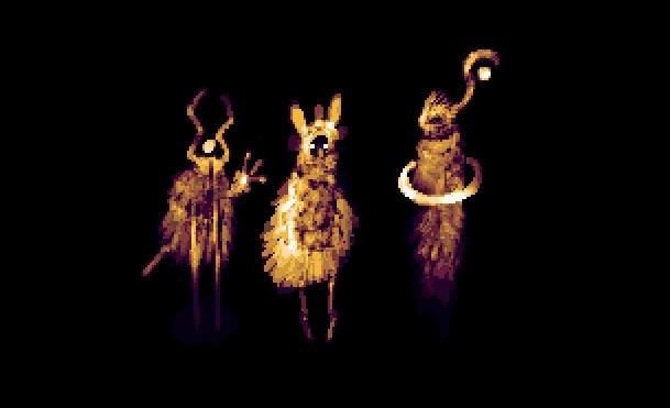 Wizards - pixelart, digitalart - cellusious | ello