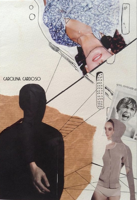 collage - 2013 - psycho, illustration - kallina-1187 | ello