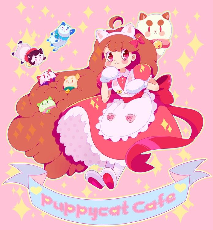 puppycats - beeandpuppycat - princessmisery | ello