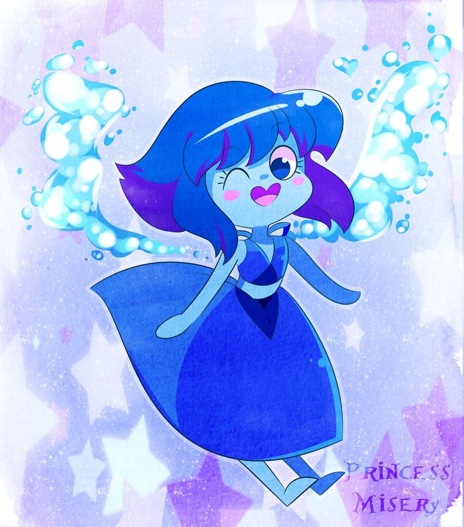 Lil'Lappy - stevenuniverse - princessmisery | ello
