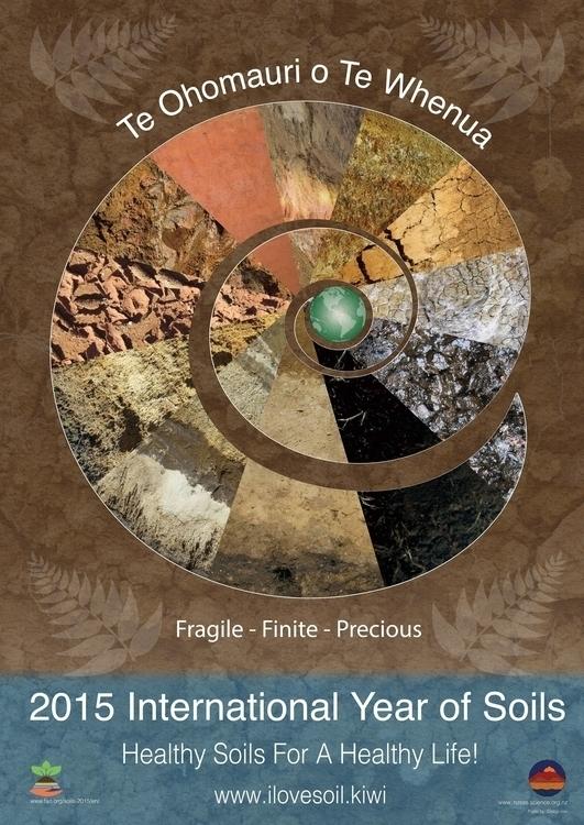 Poster Zealand Society Soil Sci - kiwi-1078 | ello