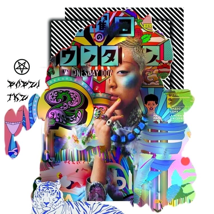 Ψ Ж ᵶ _ ϖѧҌᶼⅈ - NewMediaArt, DigitalArt - tu_ukz | ello