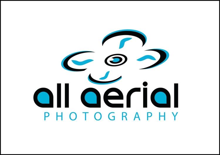Aerial photography logo - zendesignz | ello