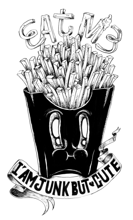 ink hand drawing - illustration - thanathan | ello