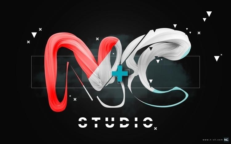Studio - illustration, 3d, drawing - nvil | ello
