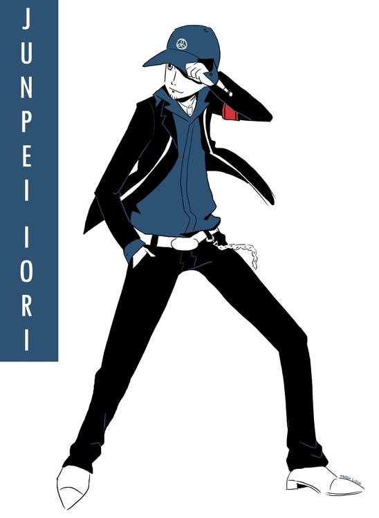 Junpei Iori Persona 3 - persona3 - trillolillo | ello