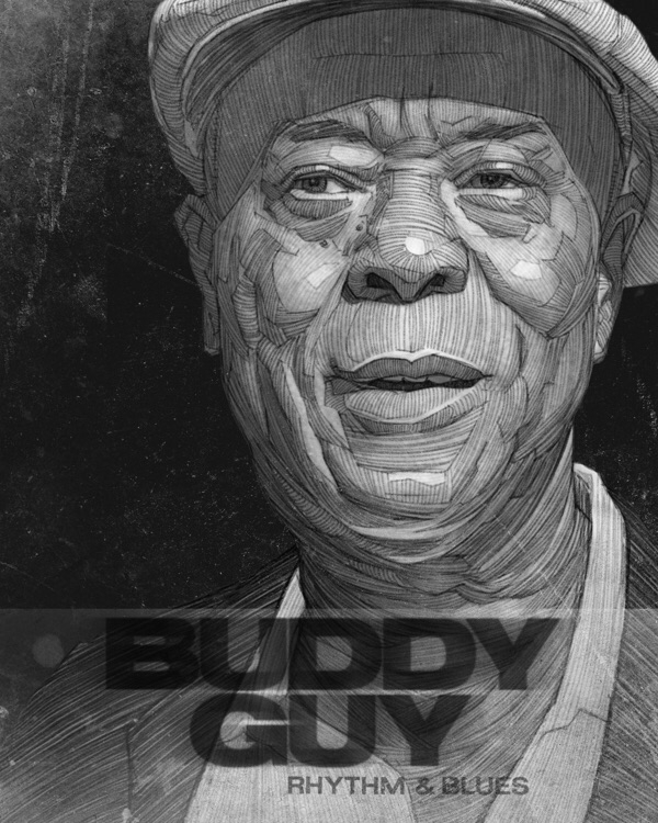 BuddyGuy, blues, bluessinger - stdamos | ello