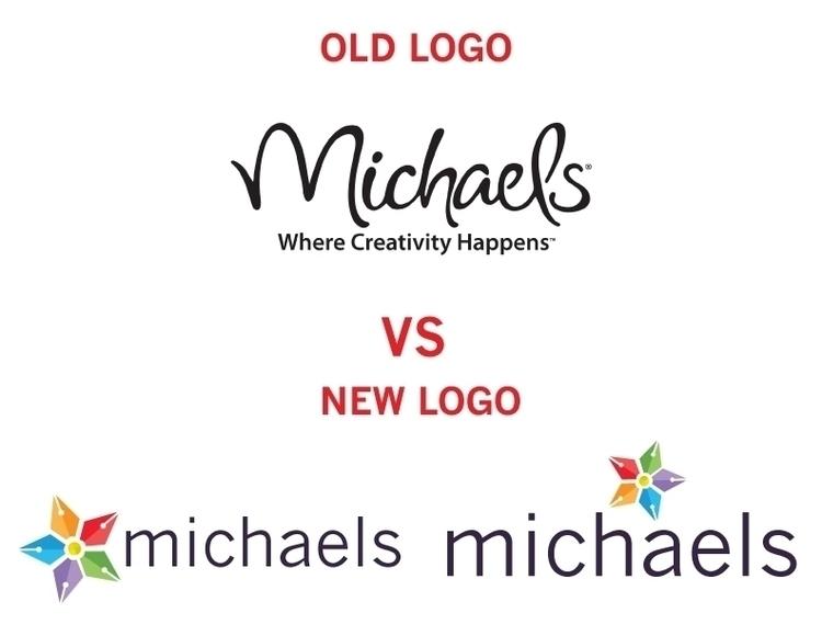 Michaels Rebranding -- Logo Des - jessicaredmond | ello