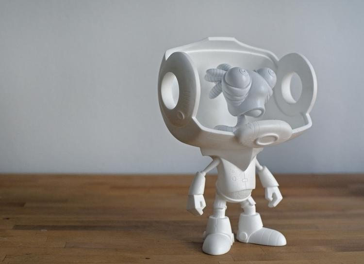Handmade figures Fuchs+Dachs st - najboljidizajn | ello