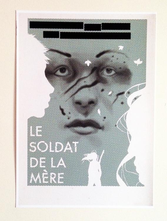 illustration, poster, soldier - jjscottillustration | ello