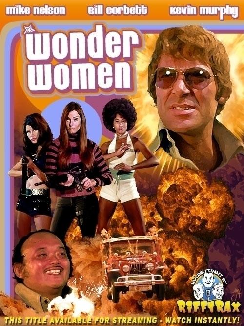 finished poster RiffTrax: Women - jasonmartin-1263 | ello