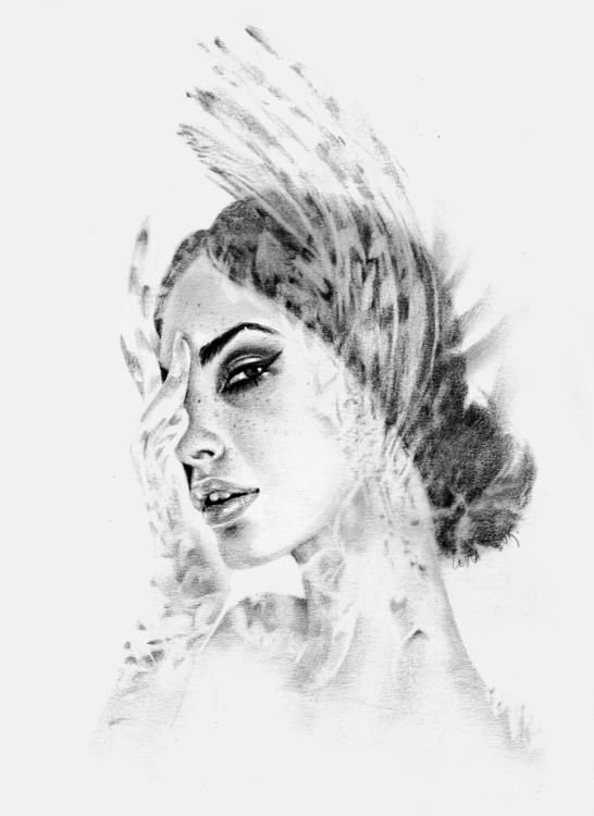 Fly | 2015 - illustration, drawing - leylabuk | ello