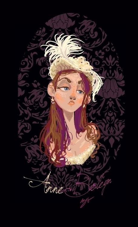Anne Boleyn Queen England - AnneBoleyn - katiagrifols | ello