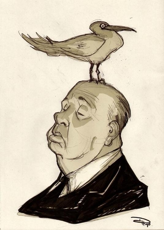 Alfred Hitchcock - alfredhitchcock - denismedri | ello