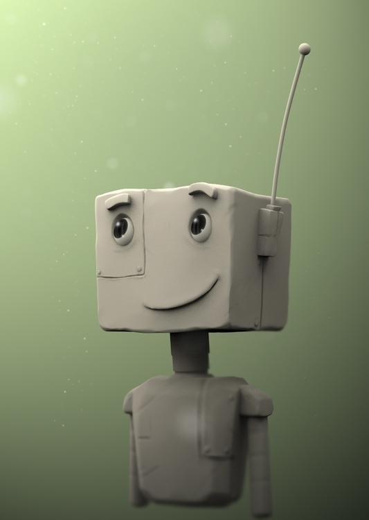 Robot - bernardocristovao | ello