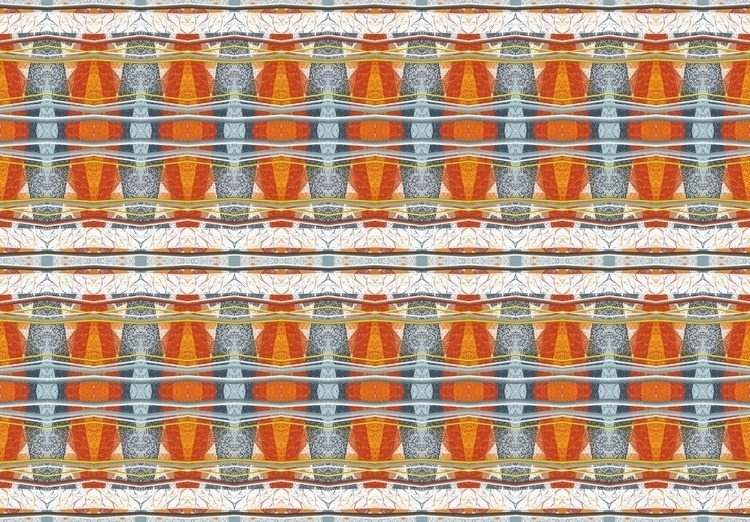 Colorful Abstract Pattern - surfacepattern - deannclaudette | ello