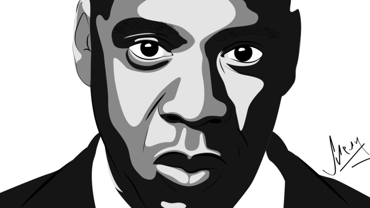 Jay vector illustration - markmelnik - mark_melnik | ello