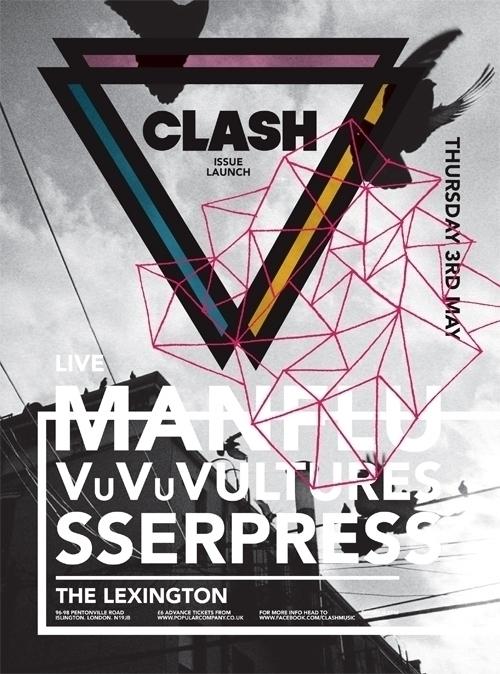 work Clash Magazine 1 month int - thecreativefish | ello