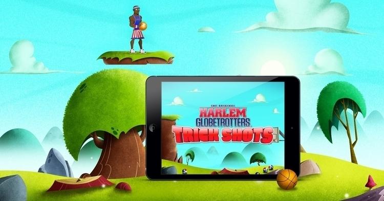 Globe Trotters - Mobile Game - globetrotters - davidebianca-4059 | ello