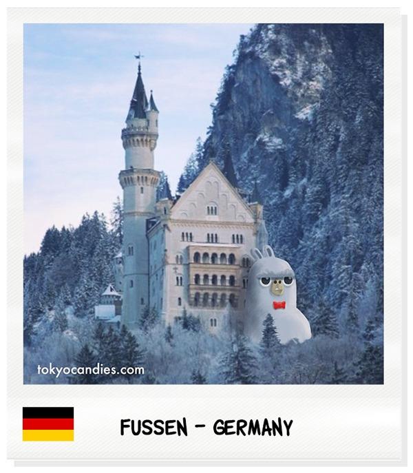 fussen, germany, castle, german - tokyocandies-1186 | ello