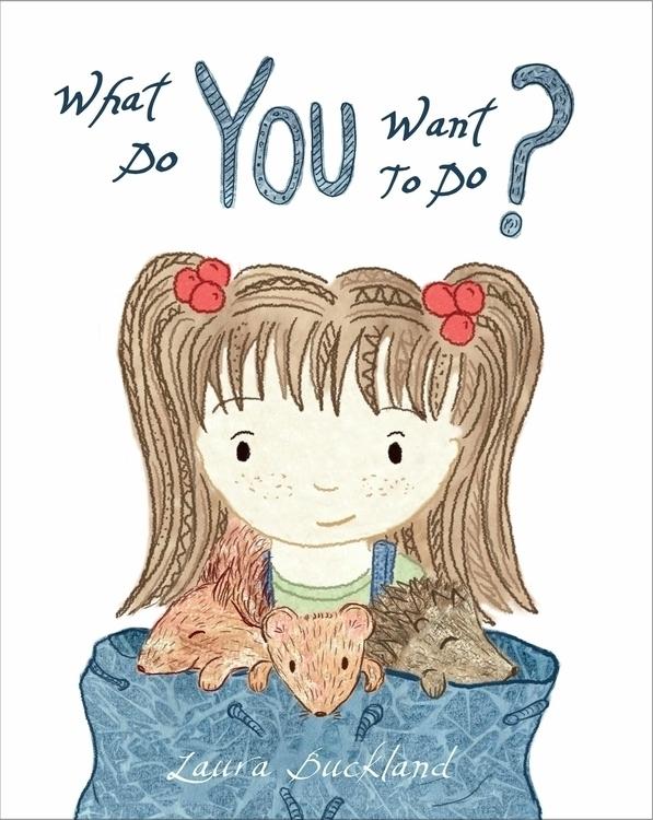book wrote illustrated - illustration - laurabuckland | ello