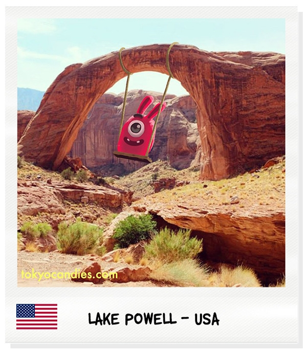lakepowell, lake, arizona, usa - tokyocandies-1186 | ello