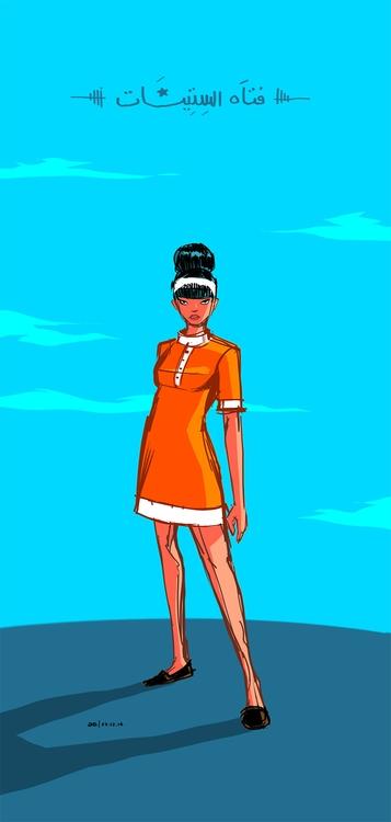 Sixties Girl - ahmedgamal-3942 | ello