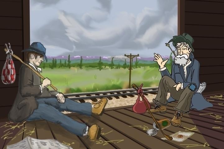 Segment Animated Hal Lublin Ree - plbtoonist | ello
