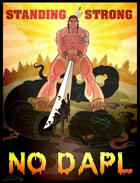 poster design created support S - baruchinbar | ello